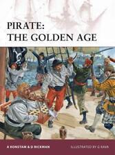 Osprey Warrior 158: PIRATE: THE GOLDEN AGE (Piraten, Seefahrt) / NEU