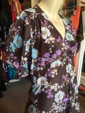 Synthetic Plus Size Maxi Vintage Dresses for Women
