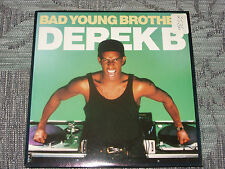 """Derek B: Bad young Brother    7""""  NEAR MINT"""