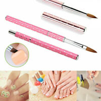 Acrylic Nail Art Pen Brush UV Gel Manicure Painting Drawing Liner Polish Brushes