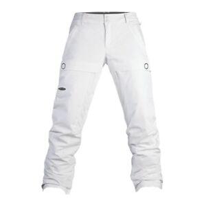 Dakine Katerina Ski Pants 10K/10k - White