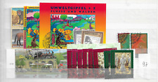 1997 USED UNO wien/vienna year complete according to Michel