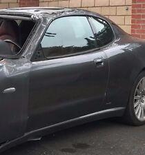 Left Driver Door Shell Gray 980001037 Maserati Spyder Coupe M138 2002-07