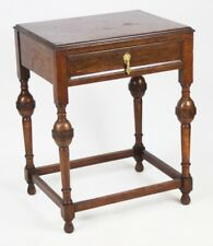 Antique English Oak Hall  Table - FREE Shipping [PL4241]