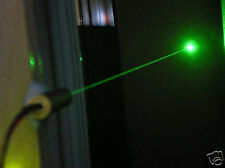Laser Tube Stable Adjustable Output 5mW ClassIIIA 532nm Green laser module Diode
