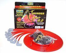 8.2 MM Thunder Volt Performance Spark Plug Wire Set HEI SBC 350 383 USA Made