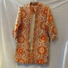Evelyn Pearson Label Vintage Loungewear from the 1960s/70s Petite zipper/pockets