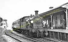 Hawkhurst Railway Station Photo. Cranbrook and Paddock Wood Line. SE&CR. (25)