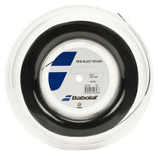 Babolat RPM Blast Rough 15L 1.35mm (black) 660ft 200m Reel Tennis String