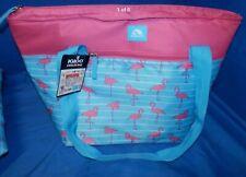 Igloo cooler beach bag 30 cans Flamingos New Free shipping