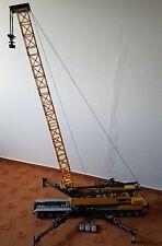 Recipe instruction 42009 griglia ingrasso gru G autocostruzione pezzo unico MOC LEGO Technic