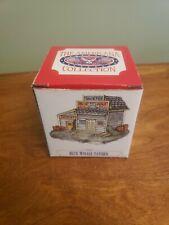 Liberty Falls Americana Collection Ah04 Blue Whale Tavern 1991 w/Box