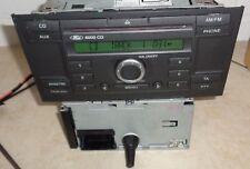 FORD Mondeo 3 III autoradio auto radio CD 6000 cd6000 RDS codice mk3