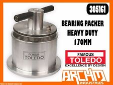 TOLEDO 305161 - BEARING PACKER HEAVY DUTY – 170MM - GREASE GUN INDUSTRIAL