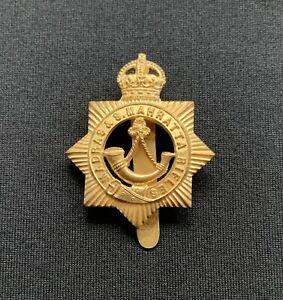 Indian Army Madras & South Mahratta Rifles x 100% Original Cap Badge