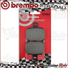 PLAQUETTES FREIN ARRIERE BREMBO CARBON CERAMIC 07004 YAMAHA X-MAX 125 2011