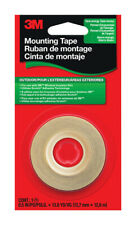 3M  Clear  Outdoor  Shrink Film Mounting Tape  1/2 in. W x 500 in. L