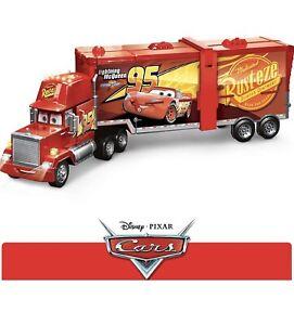 Disney Pixar Cars Super Track Mack Playset New Boxed Uk Seller 🇬🇧