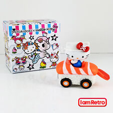 Sushi Car - Hello Kitty x TokiDoki Mini Series 2 Vinyl Figure Brand New