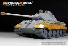 Voyager PE35851 1/35WWII German King Tiger (Porsche Turret)(For TAKOM 2046)