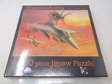 IRAQNOPHOBIA Jigsaw Puzzle by Roy Grinnell 500 pc. SUNSOUT #37608