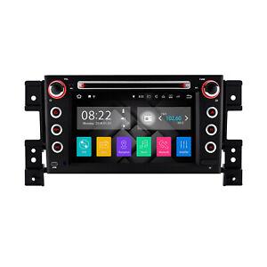 "RADIO DVD GPS PARA SUZUKI GRAND VITARA CON ANDROID 7.1 LCD TÁCTIL 7"". EN 24H"