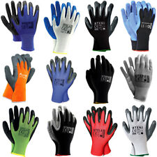 Arbeitshandschuhe Gartenhandschuhe Handschuhe Winter Montagehandschuhe Gr. 7-10