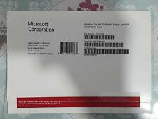 Brand New Microsoft Windows Server 2019 with DVD