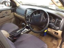 wrecking 2007  ford zc escape 3.0 v6 automatic,128,000 kms 1 x wheel nut