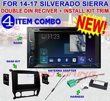 2014 -2017 SILVERADO / SIERRA BLUETOOTH CD / DVD SYSTEM BLUETOOTH STEREO RADIO