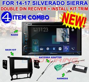 2014 -2017 SILVERADO / SIERRA BLUETOOTH CD / DVD SYSTEM BLUETOOTH STEREO RADIO
