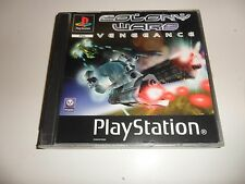 PlayStation 1  PSX  PS1  Colony Wars  - Vengeance