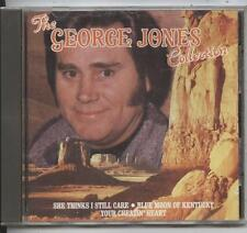George Jones - The George Jones Collection (CD Album)