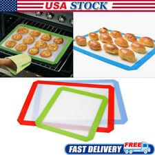 1pcs Baking Mat Non Stick Silicone Bakeware Heat Resistant Liner Oven Sheet Mats