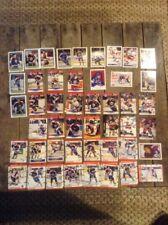 Vintage 1990-92 WINNIPEG JETS LOT / 45 Vintage NHL Hockey Card Lot