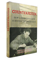 Moritz Nachtstern COUNTERFEITER How a Norwegian Jew Survived the Holocaust 1st E