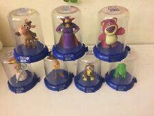 Disney Toy Story Domez - Series 1 - 25th Anniversary - X7