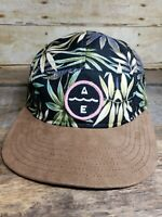 American Eagle Outfitters 5 Panel Camp Hat Strapback Golf Ball Cap