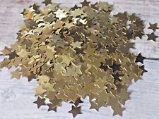 Gold Metallic star Confetti Festive Table / Wedding Confetti Decoration