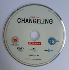 Changeling (DVD, 2009) Angelina Jolie - Disc Only
