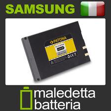 IA-BP80W Batteria PATONA per Samsung VP-DX100i