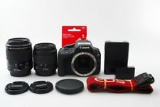 Canon EOS Kiss X7 / Rebel SL1/100D 18.0MP 35 80/80 200mm [ EXC W / SD Karte [