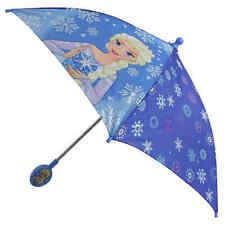 "Brand new Disney® Frozen - Elsa - 21"" Umbrella w/ Oval 3D Handle"