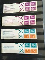 Netherlands mint never hinged stamps booklets Ref R25542