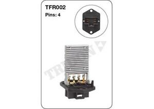 TRIDON HEATER FAN RESISTOR FOR HOLDEN COMMODORE VT VX VY VZ w/o Climate Control