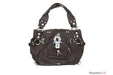 Nylon Symbolessa 10 Bbbrown NEU ID-Code GEORGE GINA & LUCY GG&L GGL Handtasche