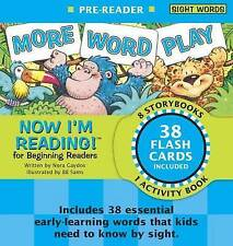 Now I'm Reading! Pre-Reader: More Word Play (NIR! Leveled Readers)