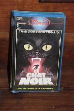VHS - Le Chat Noir - Edgar Poe - Griffes de la souffrance - Scherzo
