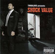 TIMBALAND : TIMBALAND PRESENTS SHOCK VALUE / CD (BACKGROUND/INTERSCOPE 2007)