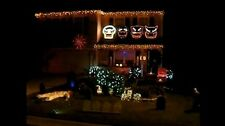 NEW 2017 LIGHT O RAMA 23 SEQUENCES LIGHTORAMA CHRISTMAS & HALLOWEEN LIGHT SHOW